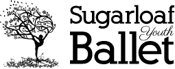 Sugarloaf Youth Ballet Logo
